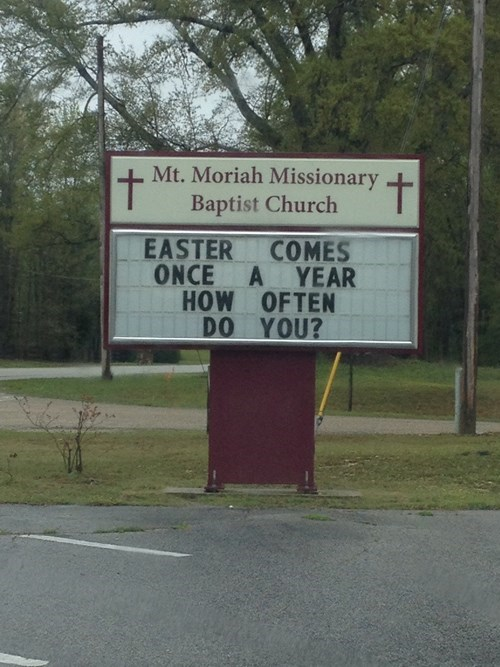 easter churches - 8137786112