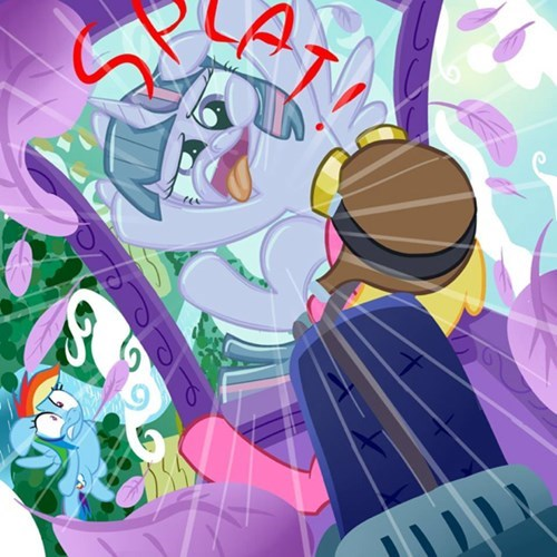 princess twilight sparkle collision flying - 8137830912