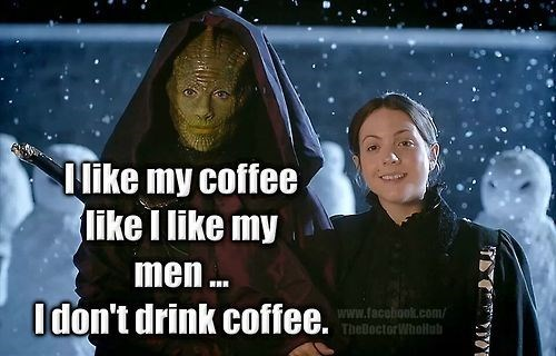 madame vastra doctor who coffee - 8138192128