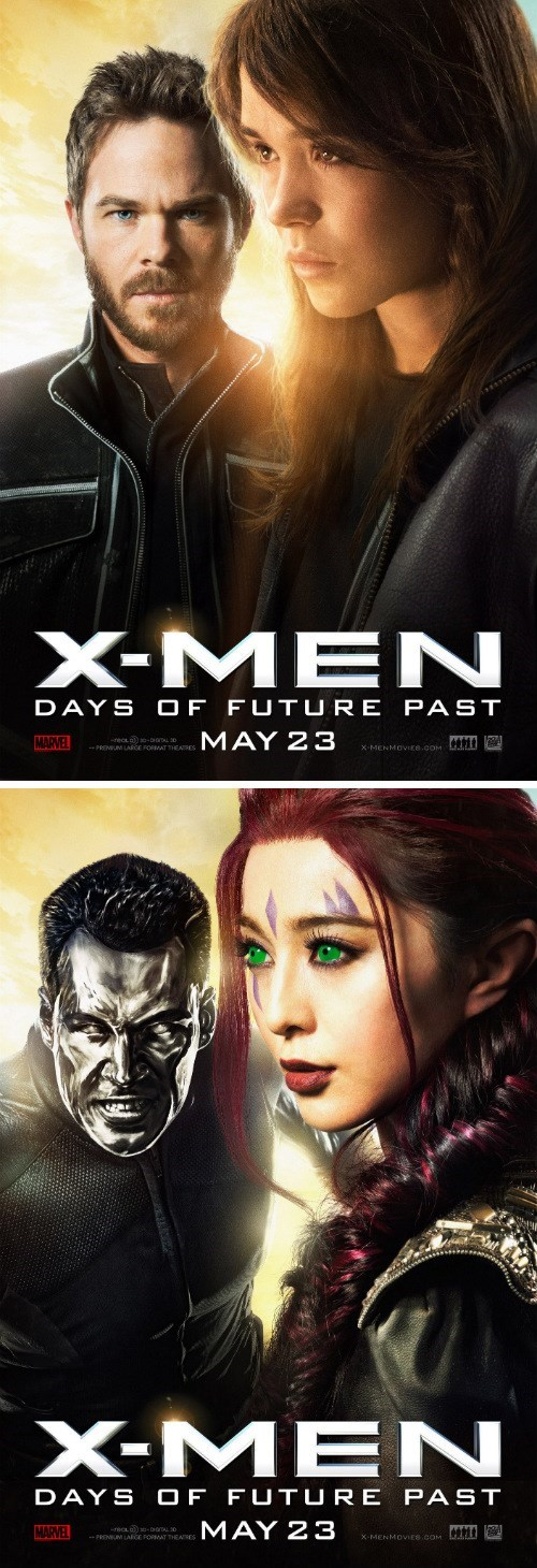 days of future past colossus kitty pryde x men iceman - 8138215168