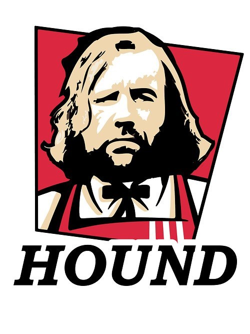 the hound Game of Thrones Fan Art season 4 - 8138337536