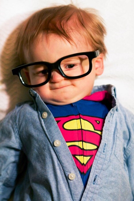 Every Baby Has a Secret Identity