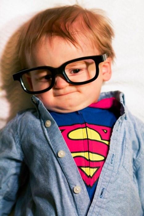 baby Clark Kent parenting superman - 8138380544