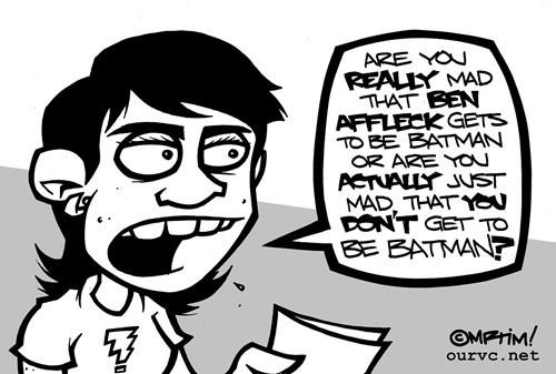 batfleck batman web comics - 8138508032
