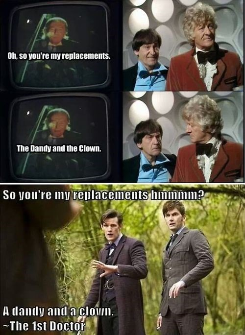 classic who,50th anniversary,regeneration