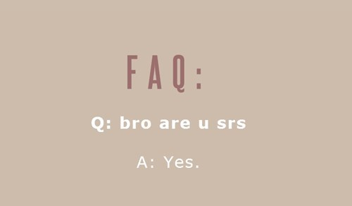 goat simulator FAQ bro