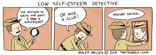 cops,self esteem,detectives,web comics,police