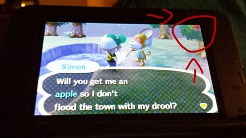 ಠ_ಠ getting sick of your crap simon animal crossing - 8138544640