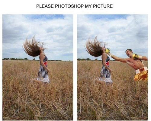 photoshop This Looks Shopped - 8138590208