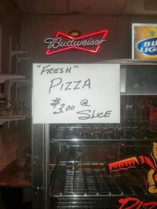 pizza,Quotation Marks