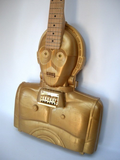 guitar Music c3p0 nerdgasm - 8138720000