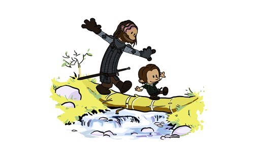 the hound Game of Thrones arya stark Fan Art - 8139462144