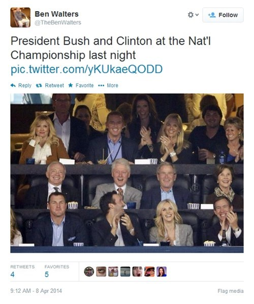 sports,george w bush,basketball,bill clinton