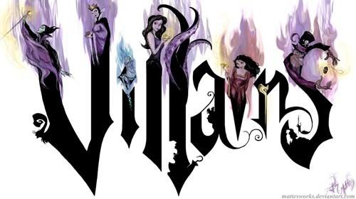 disney villains Fan Art - 8139620096