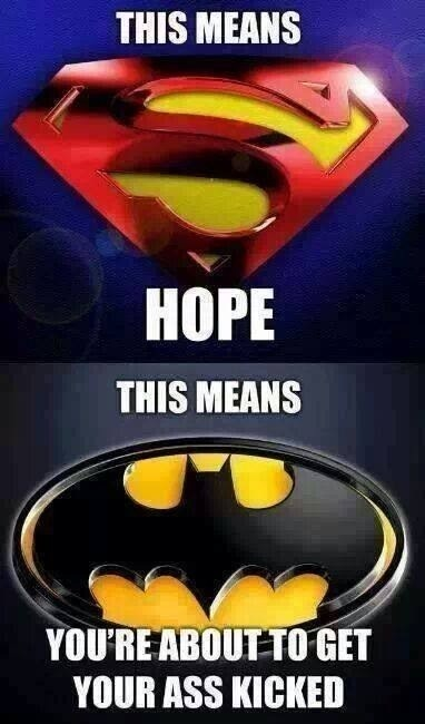 hope,batman,superman