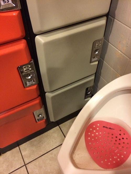 gym bad idea bathroom - 8139955968