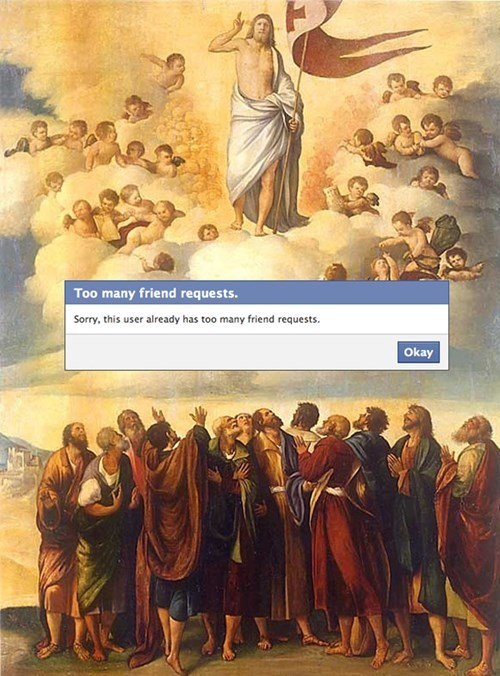 easter religion facebook hacked irl failbook g rated - 8139958272