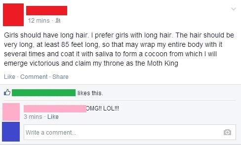 hair weird men vs women failbook g rated - 8140033280