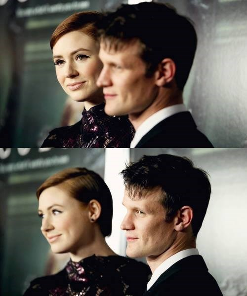 premiere karen gillan Matt Smith - 8140097792