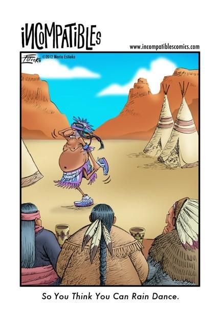 dancing native americans web comics - 8140482560