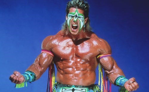 Sad rip ultimate warrior wrestling - 8140507392