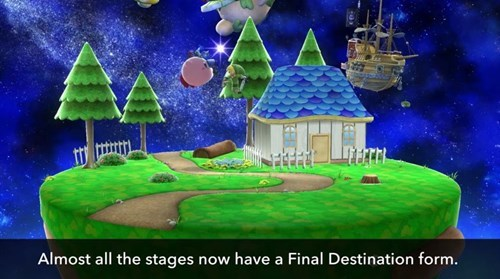 Final Destination super smash bros - 8140604672