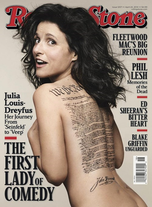 history constitution declaration of independence rolling stone julia louis-dreyfus - 8140665600