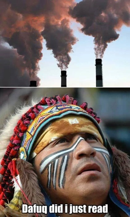 smoke signals native americans smokestacks - 8140686336