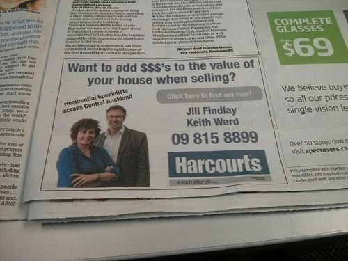 advertisement design newspaper whoops fail nation g rated