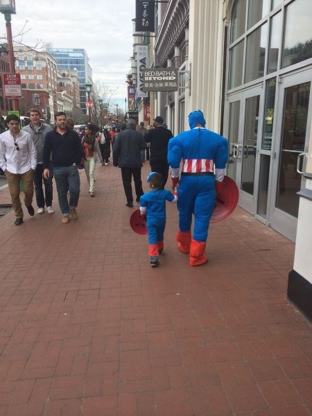 captain america costume kids parenting g rated - 8140767488