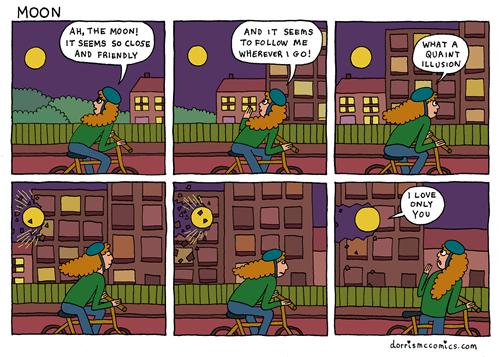 bikes moon stalker web comics - 8140813568