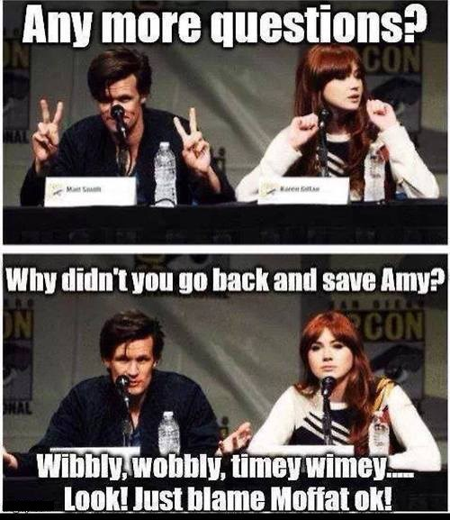 amy pond doctor who Steven Moffat - 8140876032