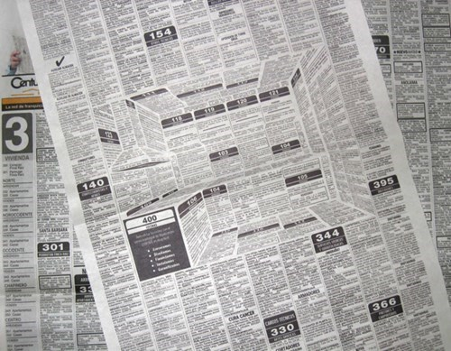 design illusion newspaper g rated win - 8141167104