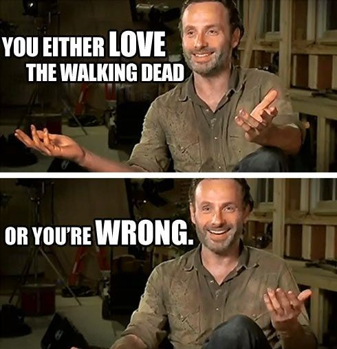 choices duh The Walking Dead - 8141315072
