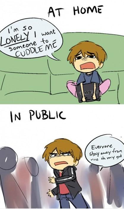 sad but true so lonely web comics - 8142037504
