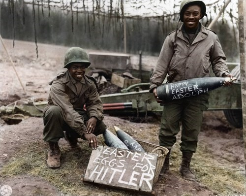 easter eggs world war II hitler - 8142250496