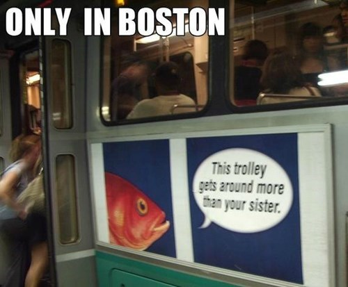 sick burn Subway boston - 8142275840