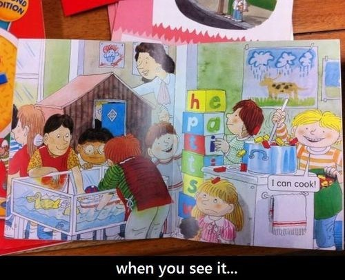 kids books,when you see it