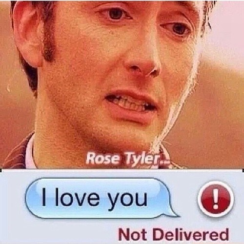 10th doctor,rose tyler,right in the feels