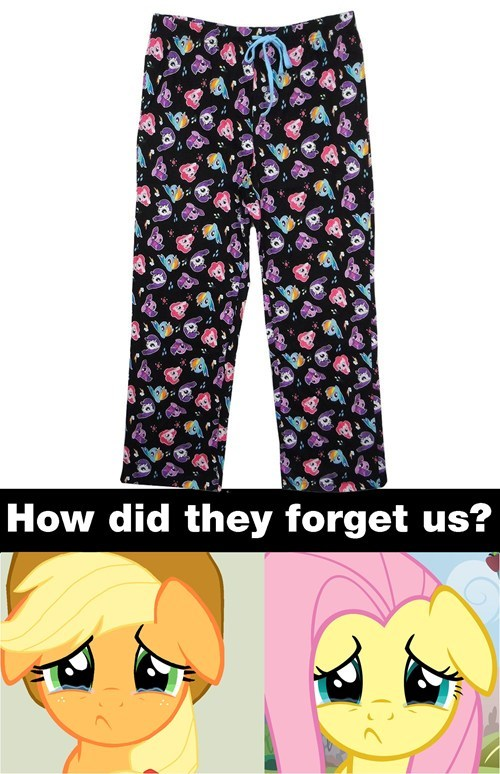 applejack,pants,MLP,fluttershy
