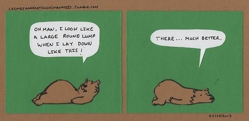 bears,sleeping,web comics