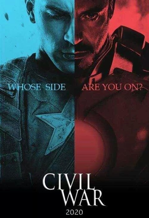 marvel The Avengers iron man captain america civil war - 8142794240