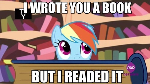lolcat squee rainbow dash - 8142807296