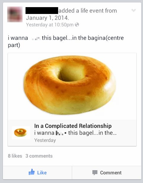 bagel relationship what weird - 8142834688