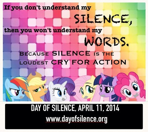 day of silence,bullying