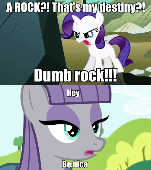 rocks,rarity,maud pie