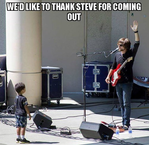 bands steve thanks steve you're a true homie - 8143421696