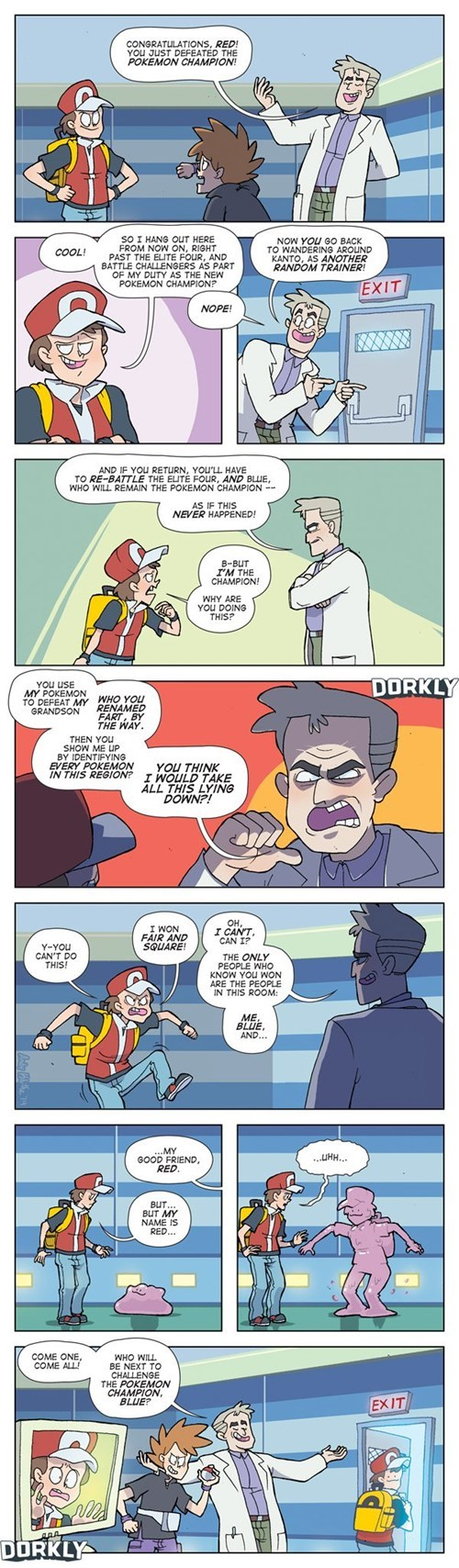 dorkly Pokémon web comics - 8143441920