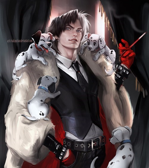 Fictional character - anticakimichndevintart.com