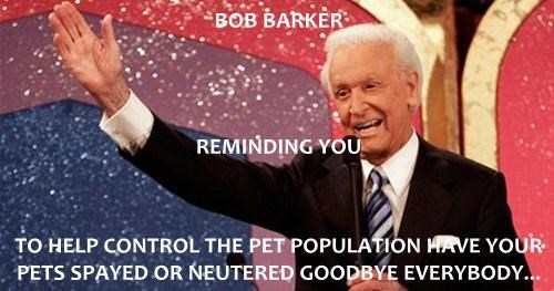 bob barker funny the price is right